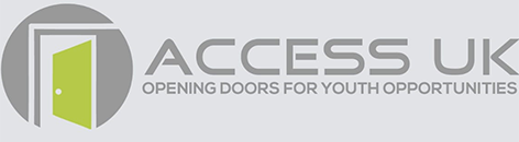 AccessUK. Opening doors for youth opportunities.