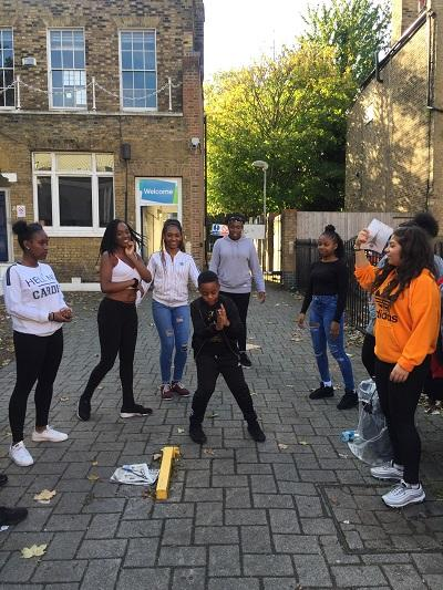 Leaders Community Dance Taster Session